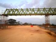 Puente peatonal Juncal